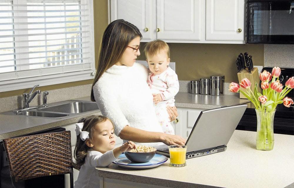 Si te fueran a pagar, ¿cuánto cuesta lo que haces en tu hogar?