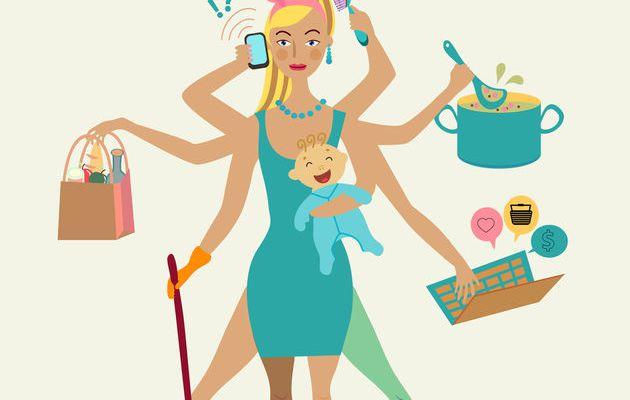 La mujer multitareas: ¿liberada o esclava?