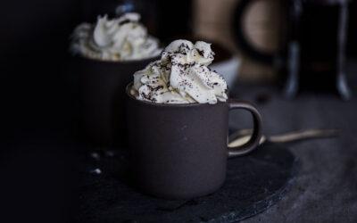 Brinda con café ¡a tu salud!